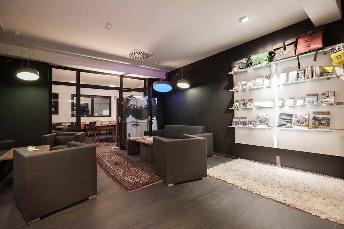 Lobby Chalet Resort Montafon