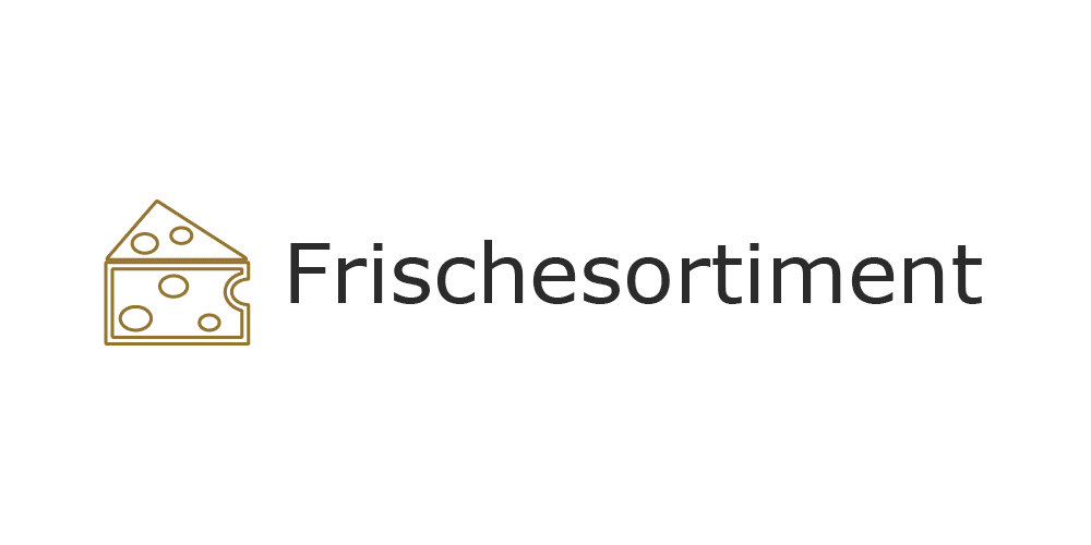 Frischesortiment