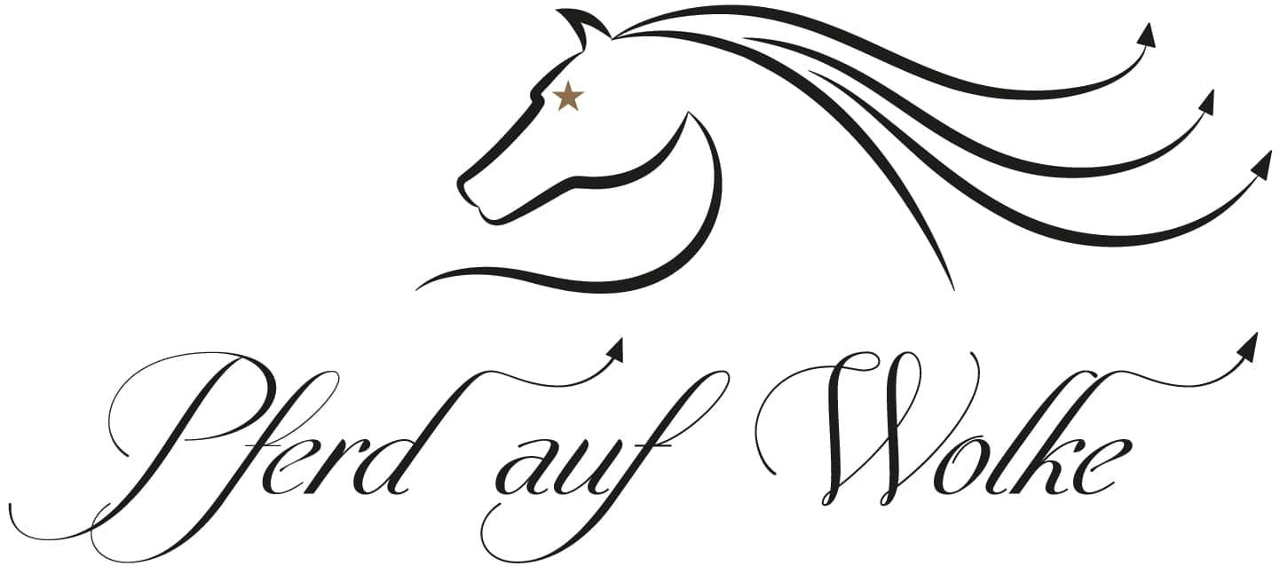 Pferd auf Wolke